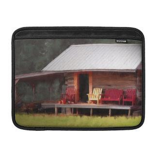 Cabin Adirondacks MacBook Air Sleeve