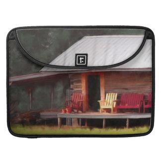 Cabin Adirondacks MacBook Pro Sleeve