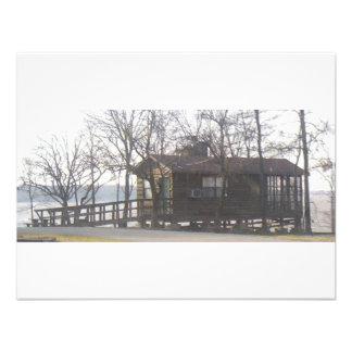 Cabin at the Lake Invite