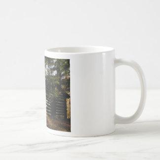 Cabin at the Pa Grand Canyon -Leonard Harrison Pk Coffee Mug