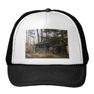 Cabin at the Pa Grand Canyon -Leonard Harrison Pk Trucker Hat