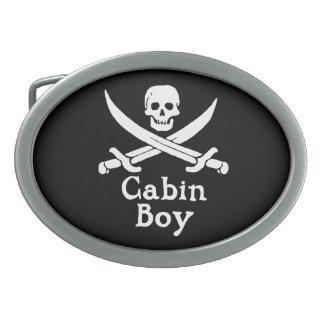 Cabin Boy Belt Buckle