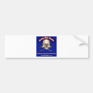 Cabin Boy Radio Bumper Sticker