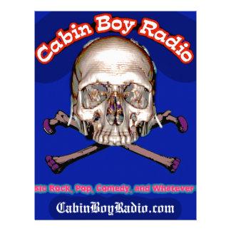Cabin Boy Radio Letterhead