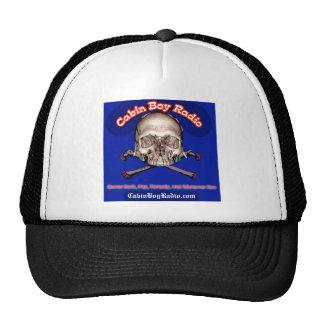 Cabin Boy Radio Trucker Hat