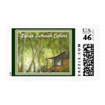 Cabin by the Lake #2 Stamps