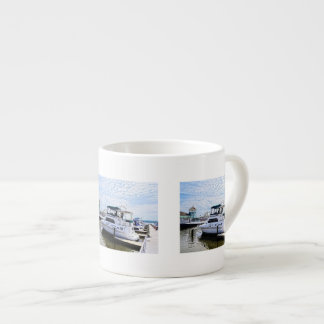 Cabin Cruisers by Founders Park Alexandria VA Espresso Cup