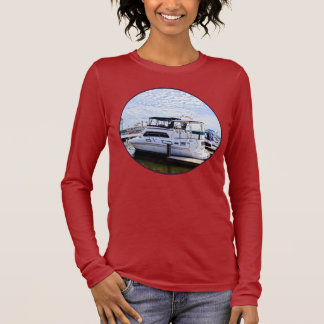 Cabin Cruisers by Founders Park Alexandria VA Long Sleeve T-Shirt