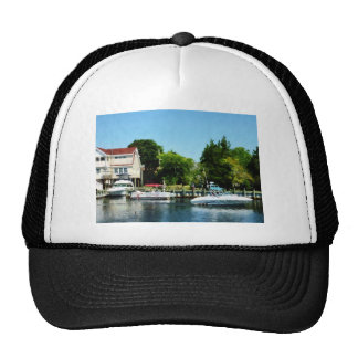 Cabin Cruisers Trucker Hat