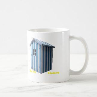 CABIN DEAUVILLE.png BEACH Coffee Mug