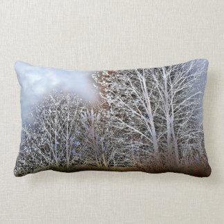 Cabin Fever Lumbar Pillow