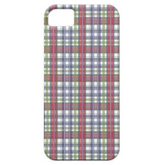 Cabin Fever Plaid iPhone 5 Case