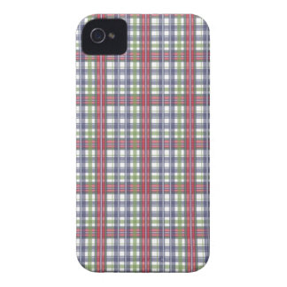 Cabin Fever Plaid Case-Mate iPhone 4 Case