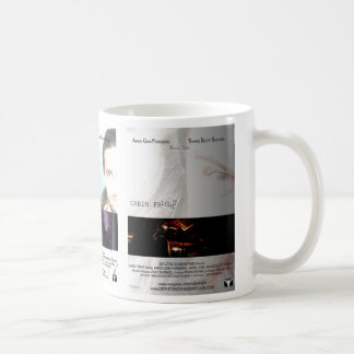 Cabin Fright Posters Mugs