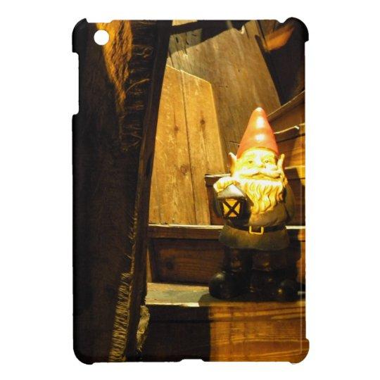 Cabin Gnome iPad Mini Cover