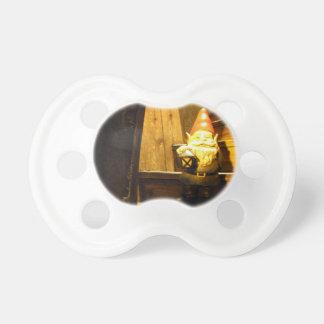 Cabin Gnome Pacifier