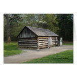 Cabin in Cades Cove Stationery Note Card
