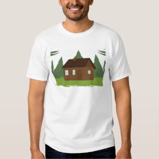 Cabin in the Trees Shirts