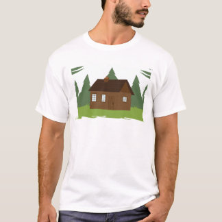 Cabin in the Trees T-Shirt