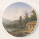 Cabin In The Woods Coasters