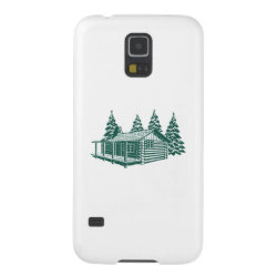 Cabin in the Woods... Galaxy S5 Cover