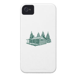 Cabin in the Woods... iPhone 4 Case-Mate Case