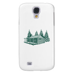 Cabin in the Woods... Samsung Galaxy S4 Cover