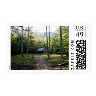Cabin postage