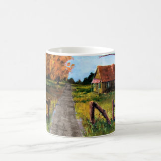 Cabin Retreat Mug
