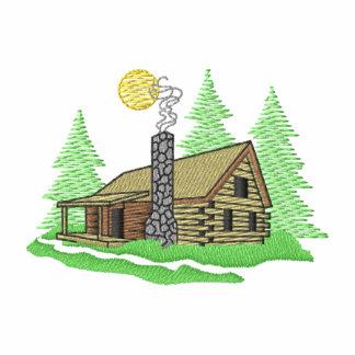 Cabin Scene