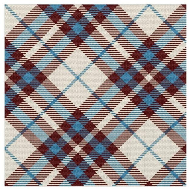 Cabin Tartan~ Four Square Fabric