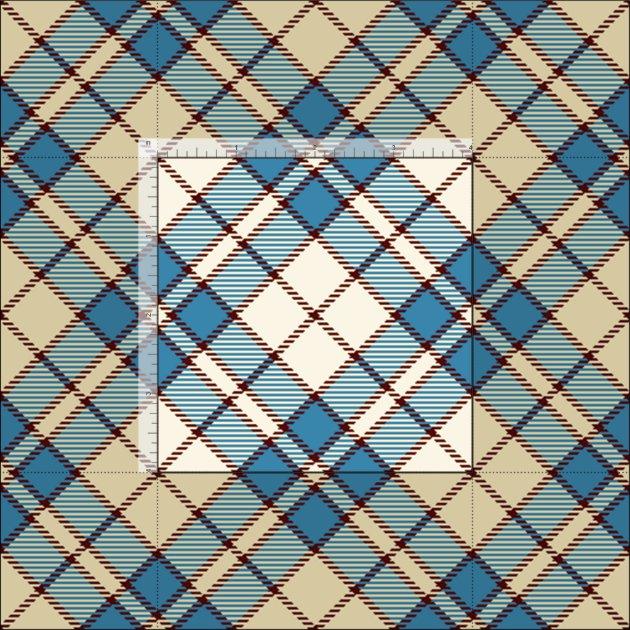 Fabric - Magazine cover