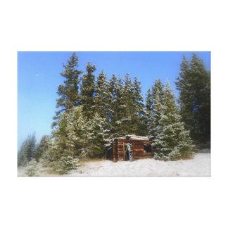 Cabina de Colorado Impresion En Lona