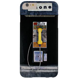 Cabina de teléfono original funda para iPhone 6 plus barely there