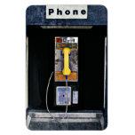 Cabina de teléfono original iman