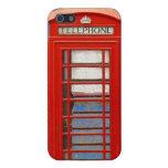 Cabina de teléfonos de Londres iPhone 5 Protectores
