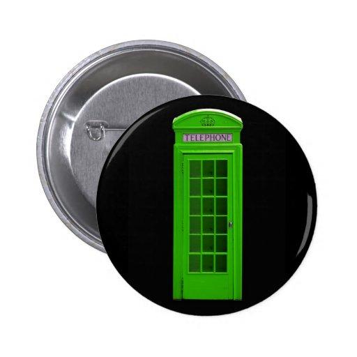 Cabina de teléfonos de Londres Inglaterra Pin
