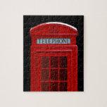 Cabina de teléfonos de Londres Puzzles Con Fotos