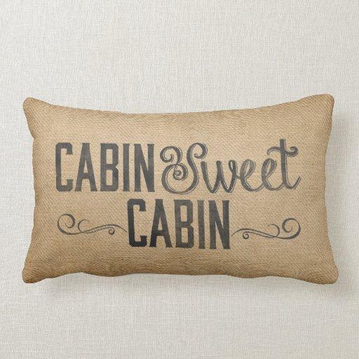 Cabina del dulce de la cabina del vintage de la cojín