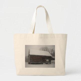 Cabina del invierno bolsa