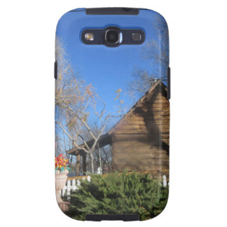 Cabina del mormón de Arizona Galaxy S3 Fundas