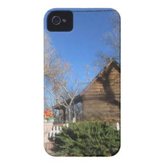 Cabina del mormón de Arizona Case-Mate iPhone 4 Funda