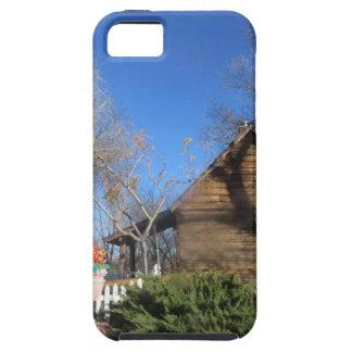 Cabina del mormón de Arizona iPhone 5 Carcasa