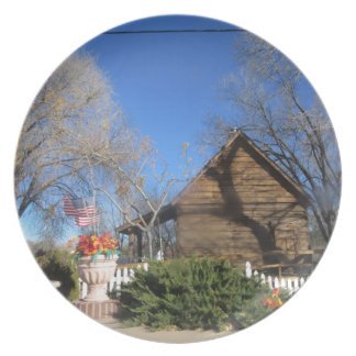 Cabina del mormón de Arizona Platos De Comidas