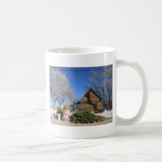 Cabina del mormón de Arizona Taza