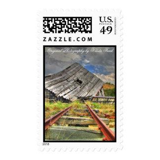 Cabina descompuesta sello
