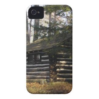 Cabina en el Gran Cañón del PA - Leonard Harrison  iPhone 4 Case-Mate Cárcasa