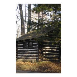 Cabina en el Gran Cañón del PA - Leonard Harrison Papelería