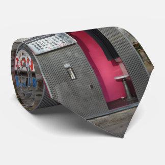 Cabina vieja 001, Berlín de la foto Corbatas Personalizadas