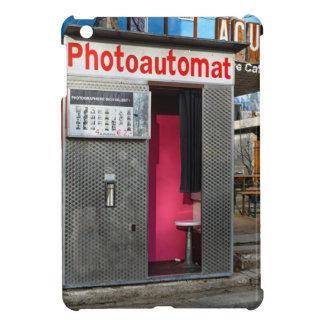 Cabina vieja de la foto en Berlín, Alemania